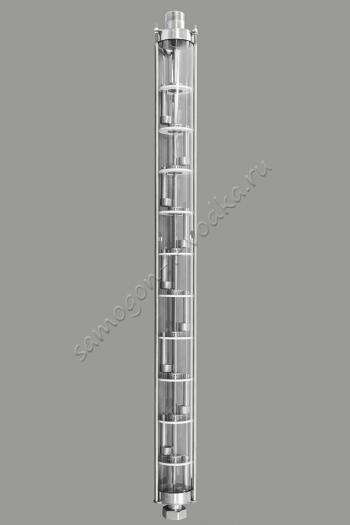Колпачковая колонна для дистилляции ХД/4-750 (v2) ККС-Н