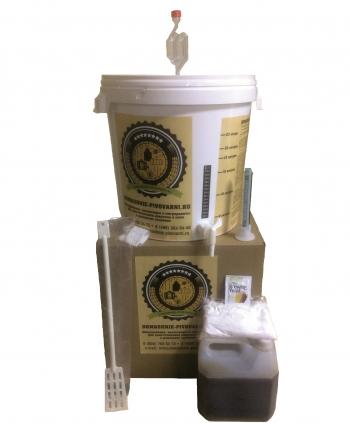Пивоварня «Оптимальный-Лидер» на 23 литра.