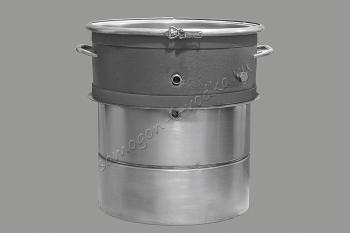 Вставка-вкладыш для водяной и паровой рубашки к кубу 50 литров D400
