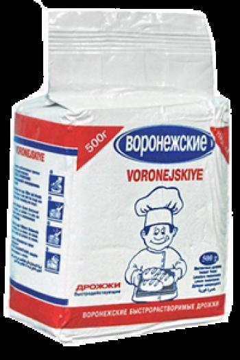 Дрожжи «Воронежские» сухие быстродействующие 500 г