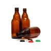 Пивная бутылка под кронен пробку 0,5 л