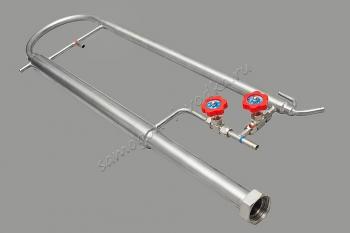Дистиллятор с укреплением (пленочная колонна) ХД4 - 2500ПК-ИД