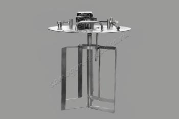 Универсальная мешалка для кубов серии D360 и котлов 37 литров