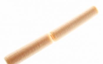 Оболочка белковая сосисочная неокрашенная, диаметр 24 мм, длина 15 метров (Белкозин)