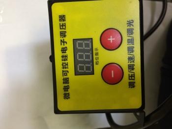 Регулятор напряжения до 10кВт без кабеля.