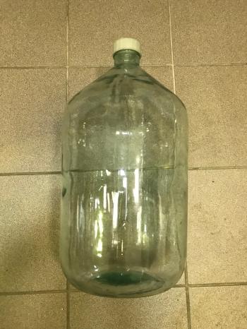 Бутыль СССР 20л (из под воды)