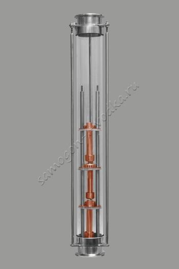 """Медный уровень модульной вставки колонн серии ХД-2"""""""