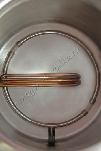 Фильтратор для сусла/барботер для пара
