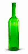 Бутылка винная Бордо 700 мл
